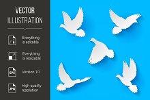 Set doves