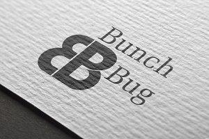 Bunch Bug Logo Template