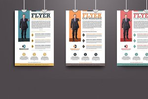Corporate Flyer Set New Design