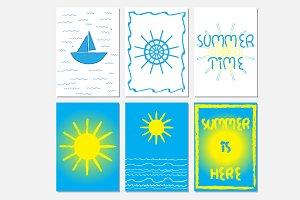 Sea theme templates