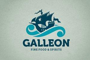 Galleon Logo Temp.