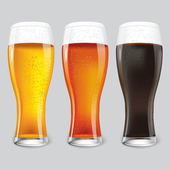 3 random type of Beer