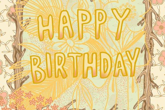 Little House on the Birthday