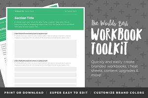 Workbook Toolkit Vol 2