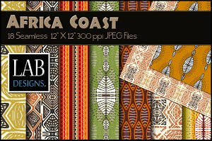 18 Africa Coastal Background Texture