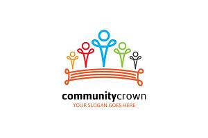 Community Crown Logo