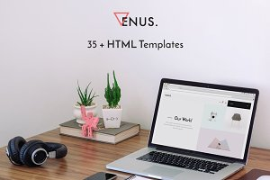 Venus - Multipurpose Template