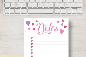 Notes Planner - Personal Size