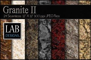 24 Seamless Granite Textures II