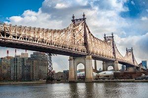 Queensboro Bridge from Manhattan