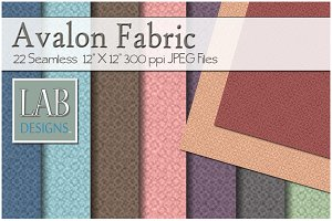 22 Solid Color Fabric Textures