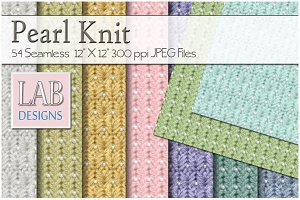 54 Crochet Pearl Knit Fabric Texture