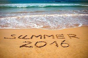 Summer 2016 vacation