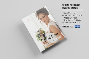 Wedding Photography Magazine-V553
