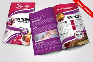 Multiuse Bi Fold Brochure Template