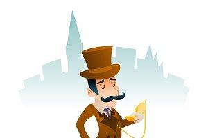 Britain Victorian Gentleman