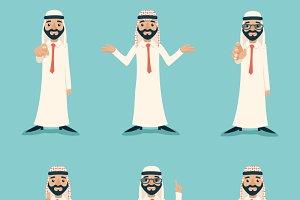 Character Arab
