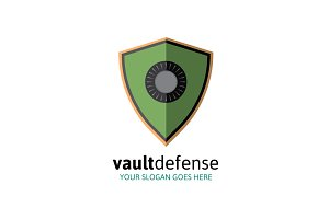 Vault Defense Logo
