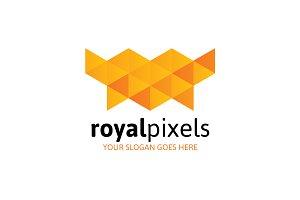 Royal Pixels Logo