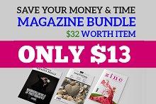 InDesign Magazine Bundle V1