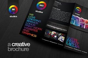 Modern & Creative Brochure