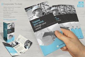 Corporate Tri-fold Vol. 6