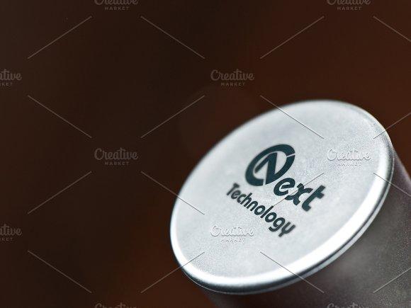 Next Technology Logo Template