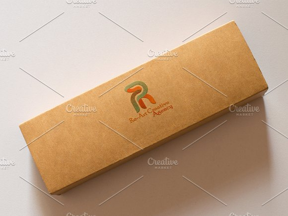 Re~Art Agency Logo Template in Logo Templates - product preview 2