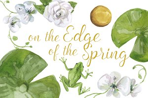 On the Edge of the Spring