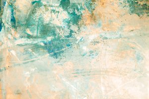 Grunge painted background