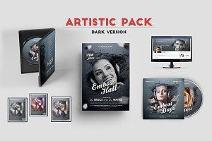 Artistic Pack - Dark Version