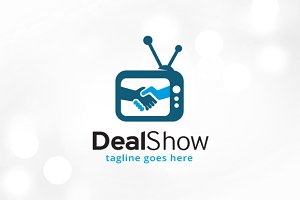Deal Show Logo Template