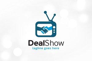 Deal Show Logo Template