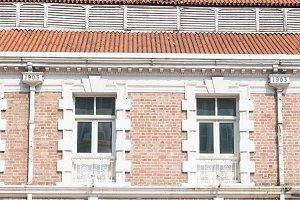 Wall window classic