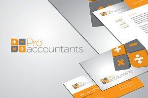RW Financial Modern Identity + Logo