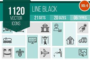 1120 Line Icons (V6)