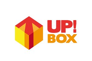 Up Box - Logo Template