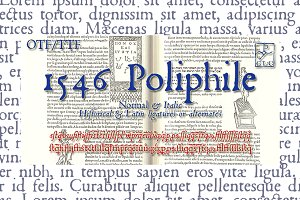 1546 Poliphile Set OTF