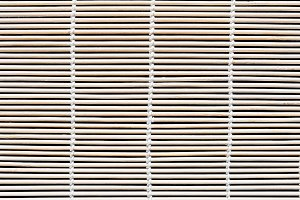 Bamboo brown straw background