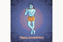 Lord Krishna. Happy Janmashtami