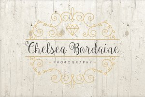 Logo Template - Ornate Decorative