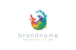 Whale Art Logo