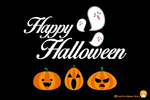 Digital Clipart  Halloween