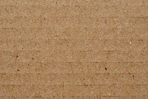 Corrugated cardboard background