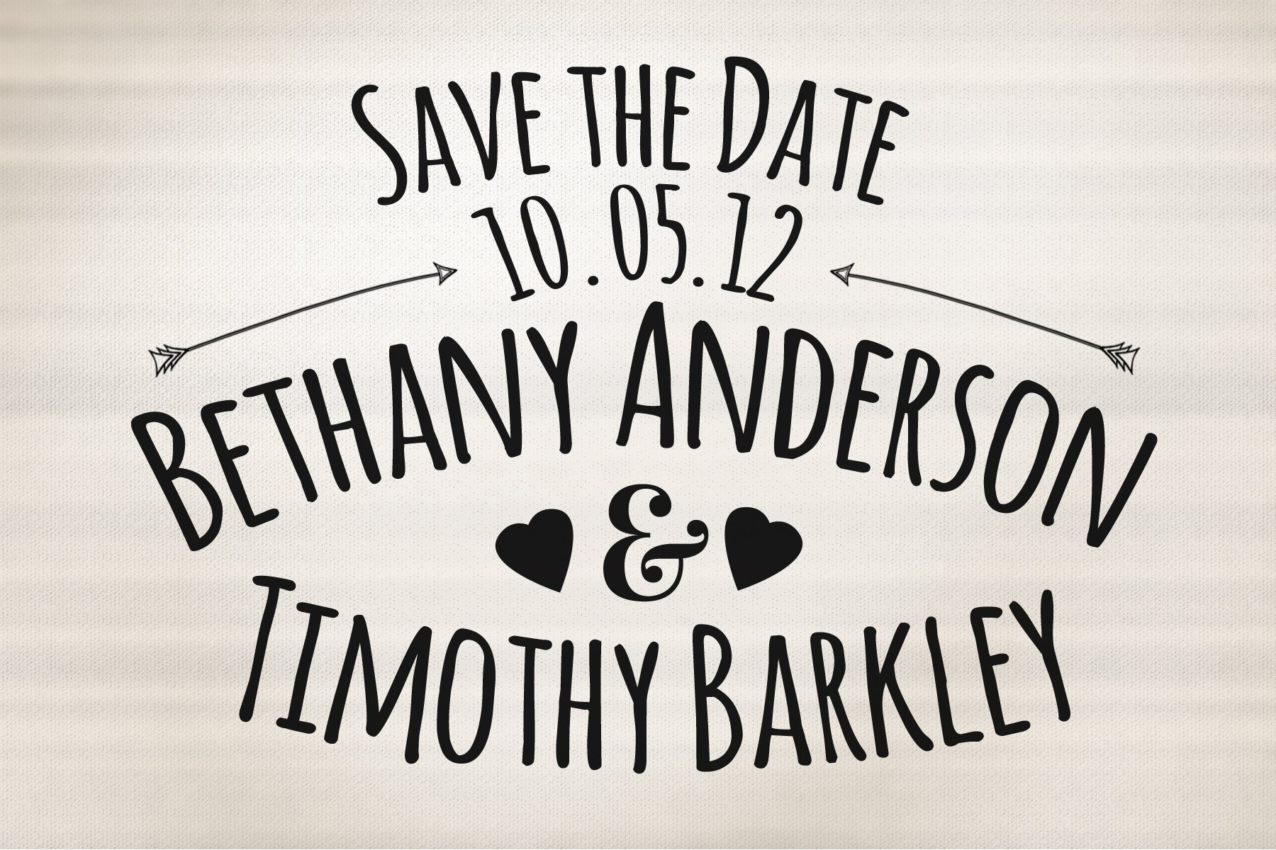 stamp style save the date card templates creative market