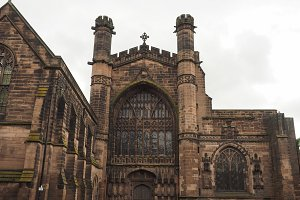 Chester Cathedral in Chester