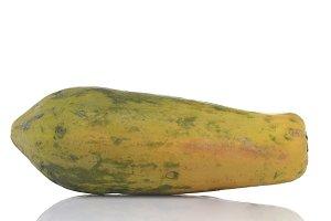 Fresh ripe papaya