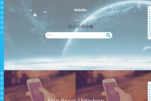 Effortite-Creative Joomla Template