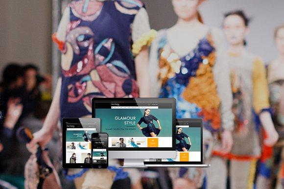 Multipurpose Fashion Store Theme
