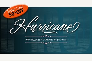 Hurricane Pro 50% Off Limited Time
